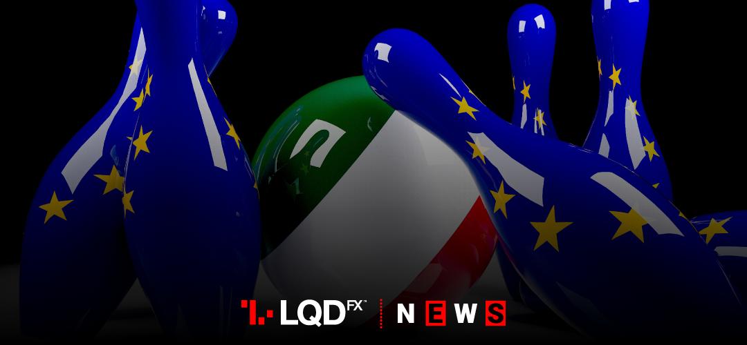 Italexit, Italy crisis