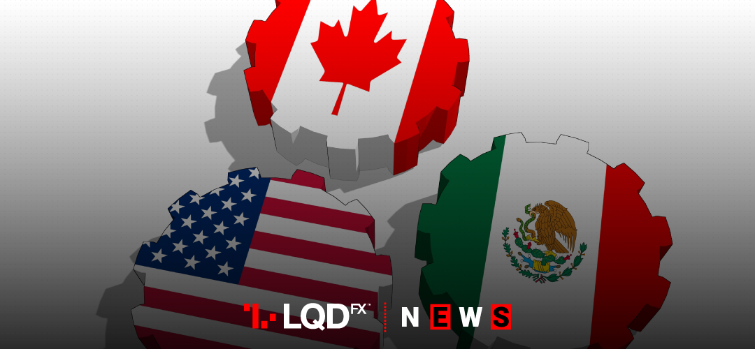 LQDFX news blog: NAFTA: USA and Mexico reached an initial deal putting pressure on Canada