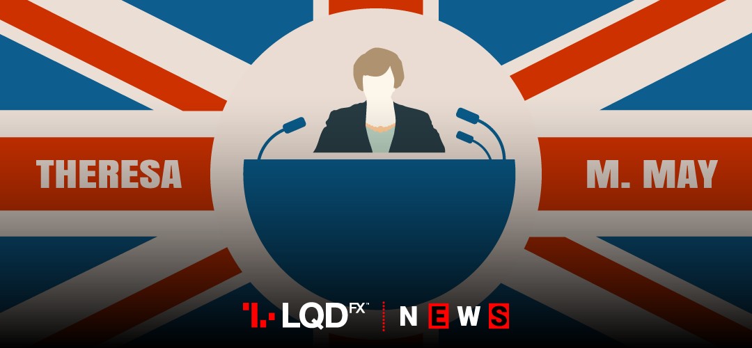 LQDFX Forex news blog: British Pound is 1.5% down: All eyes are on May