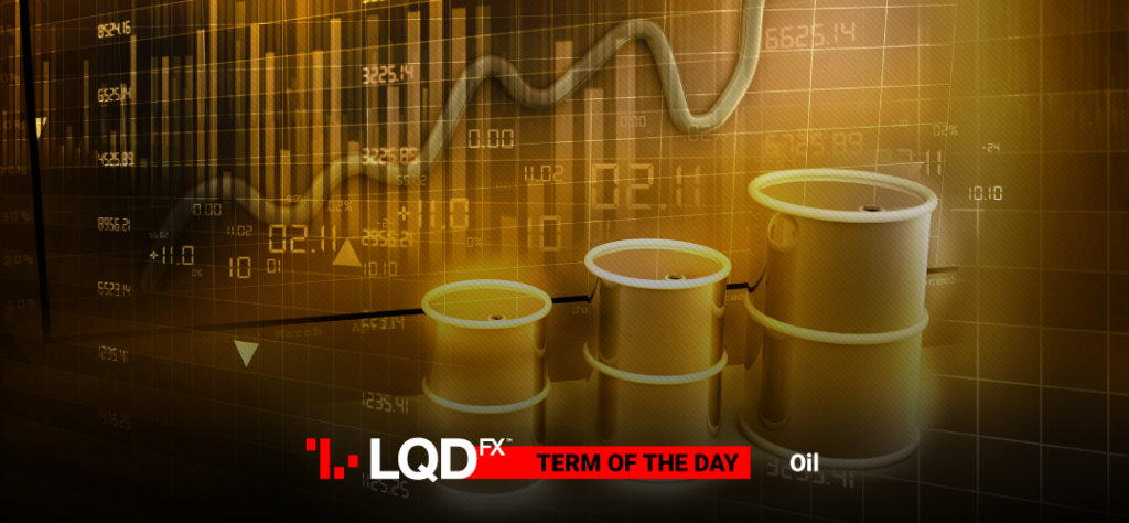 Forex oil trading