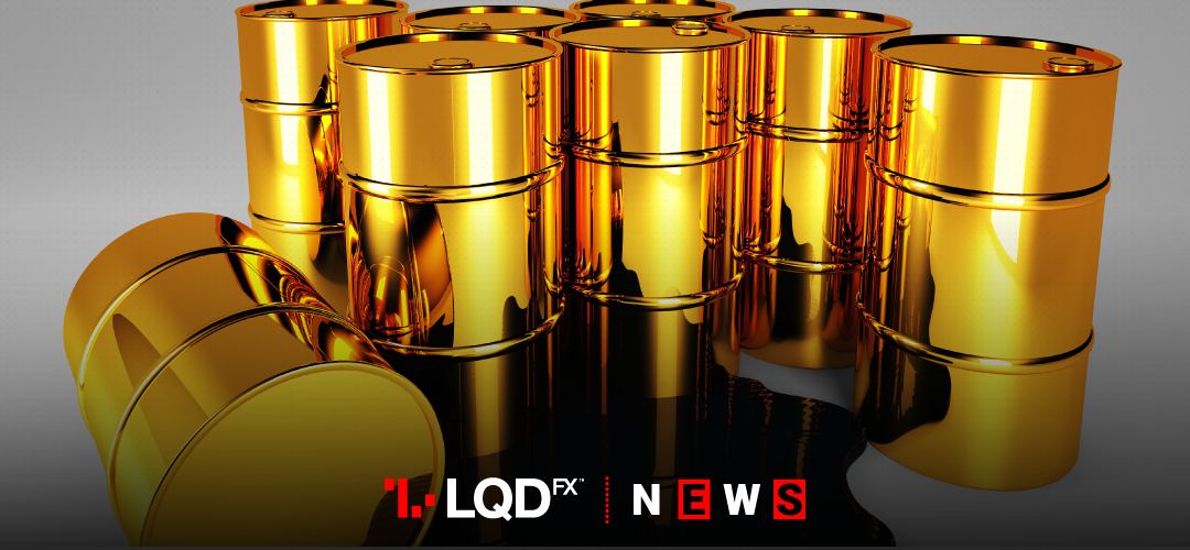 LQDFX Forex news Blog: Gold rebounded on rally in oil prices