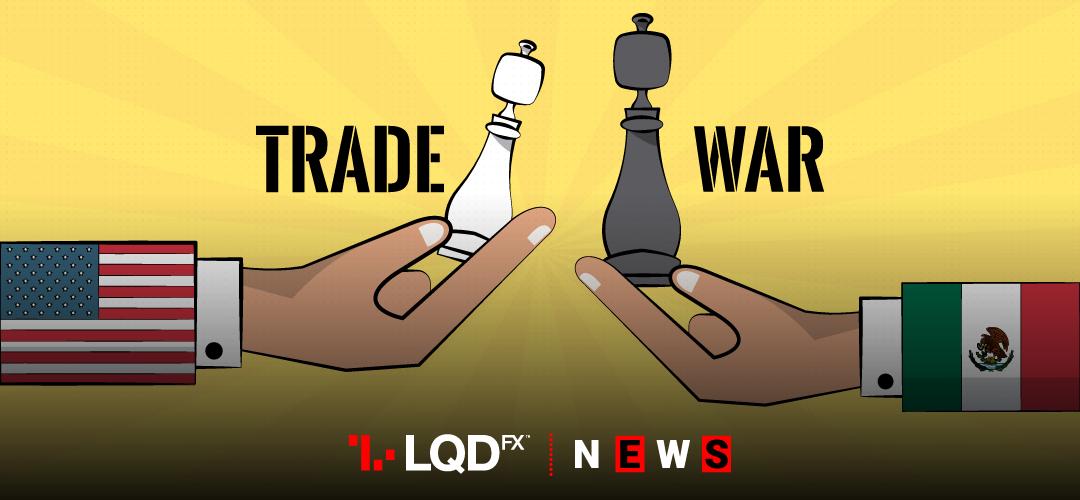 LQDFX Forex news Blog: Mexico trade talks hurt risk sentiment