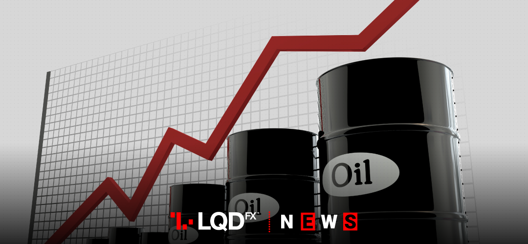 LQDFX Forex news Blog Crude posted its biggest intraday gain since Gulf crisis