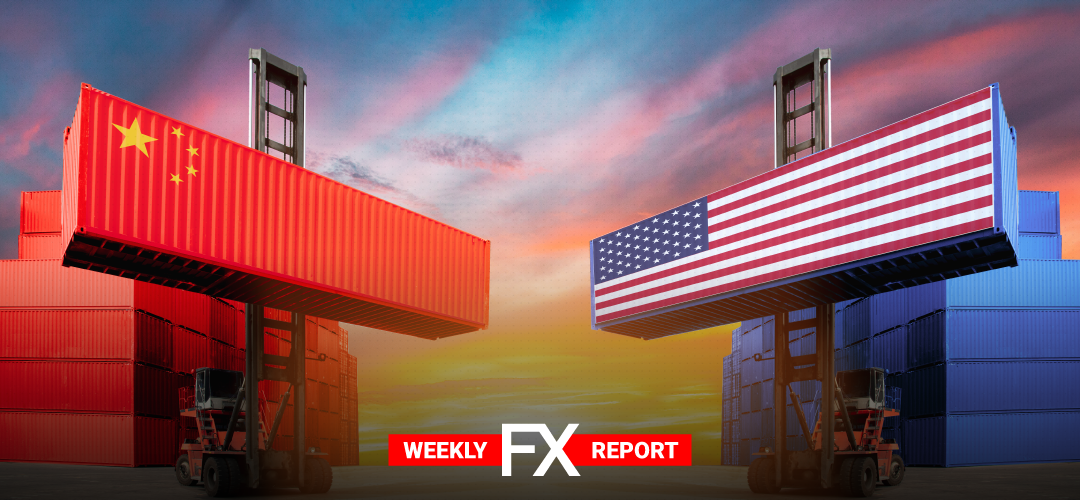 LQDFXperts Weekly Highlights: Tariff war weighs on global trade, manufacturing