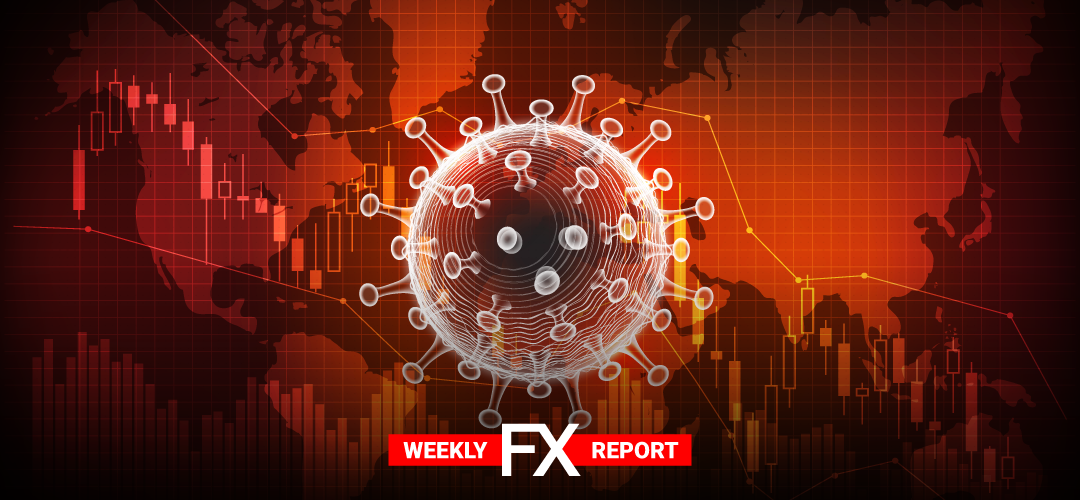 LQDFXperts Weekly Highlights: Markets dread coronavirus-driven recession