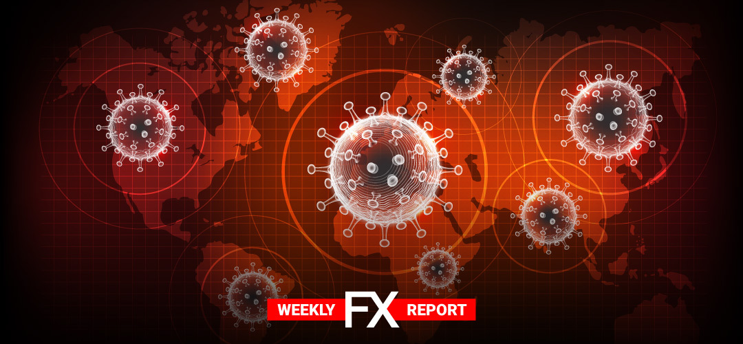 LQDFXperts Weekly Highlights: Spike in new COVID-19 cases upset markets