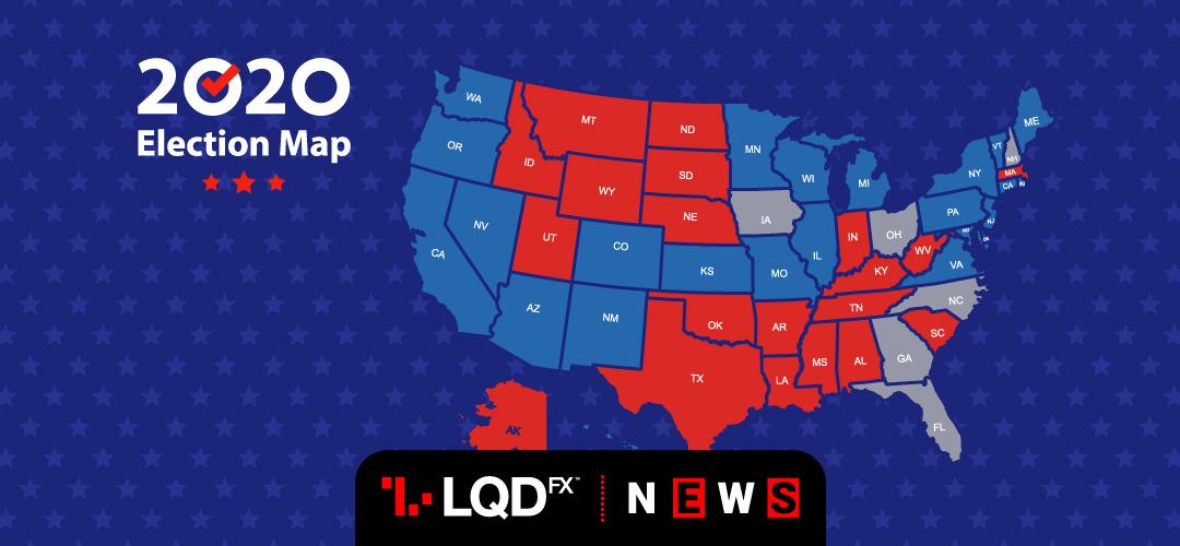 LQDFX Forex news Blog | The race for the White House tightens